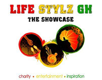 Life Stylz GH Logo Design