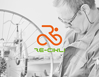 Re-Cikli logo redesign