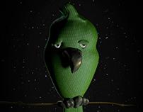 Pájaros/Birds 3D
