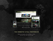Westmoor | Responsive one-page website