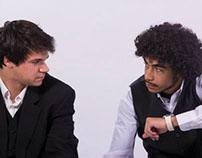 Photographic Session Diogo Souto & Nelson Simãozinho