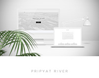 The concept of a minimalistic site for the reserved