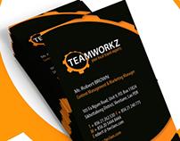 Teamworkz Logo & Branding