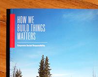 Aecon Corporate Sustainability Report (CSR)