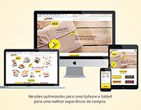 Snackit website