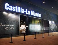 Exhibition -Expo Zaragoza JCM Pavilion