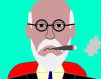Freud e o Demônio - Animação