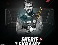 Goalkeeper of the Egyptian league this season