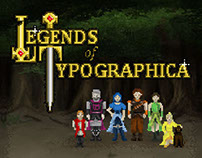 Legends of Typographica