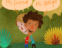 My friend, mi amigo bilingual book
