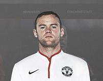 Manchester United / Website Concept