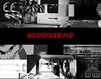 Showreel'17 - Maksim Gordienko