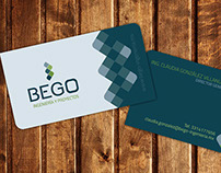 BEGO: BUSINESS CARD