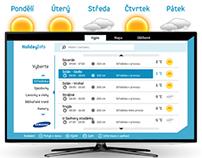 SkiInfo ČR - SmartTV App