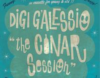 DIGI G'ALESSIO - THE CINAR SESSION [Cover Artwork]