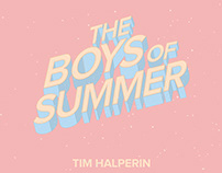 Tim Halperin Cover Art