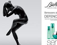 Bionike Defence Advertisment