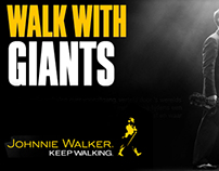 Johnnie Walker Walk With Giants
