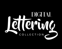 Digital Lettering Collection