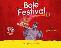bole festival (Ad Design)