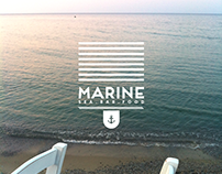 MARINE sea.bar.food identity