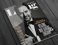 Living Italy. Edition about Italy for Russia