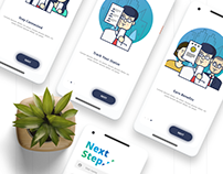 NextStep - Gamification Mobile App