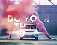 Test drive + art challenge