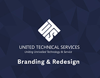United Technical Services (UTS) - Redesign