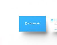 DMODULAR BRANDING