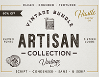 The Artisan Collection - Branding Kit