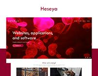 Heseya Company Website