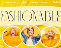 Free Font - Fashionable