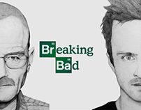 Breaking Bad Drawing