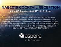 Invitations | Aspera