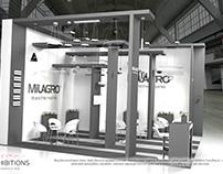 Milagro exhibition stand design