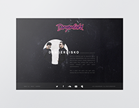 Dangerdisko Website