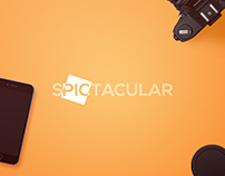 Spictacular | Logo Design