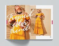 Fashion Campaign Tigrara- Primavera Verão 2020