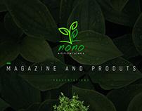 NONO ARTIFICIAL PLANTS | presentation