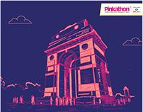 Bajaj Pinkathon Race- Delhi