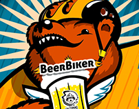 Beer Bikers Suit