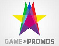 Sky - GAME OF PROMOS - Design Packagin