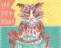 Happy B'day Grumpy Cat!