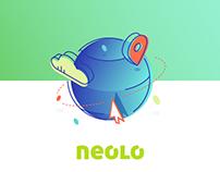 Neolo - branding