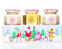 Упаковка для меда Honey Wood