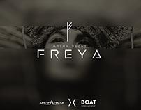 Freya Super Yacht Refit Project