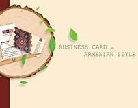 Luna Tour / Branding in Armenian Style