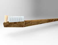 Eco Tooth Brush design
