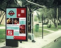 Pallet's Bar / Live Music / Poster & Facebook